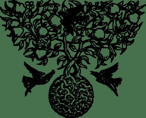 intertwined tree