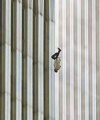 """The Falling Man."" 9/11/01"