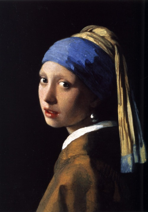 Girl with the Pearl Earring.