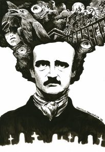 I wish the inside of my head looked as cool as my man Poe's.