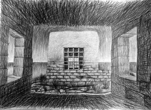 Prison Ruin In Jeddah (Donovan OMalley)