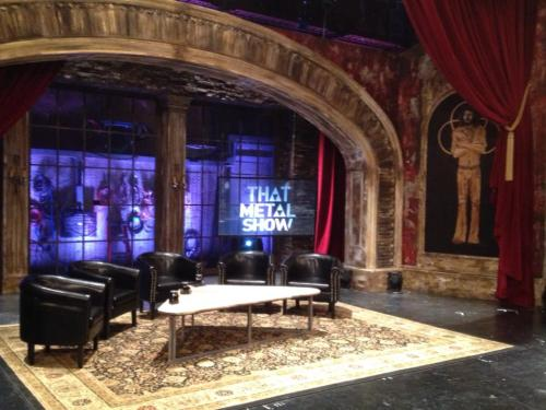The set!