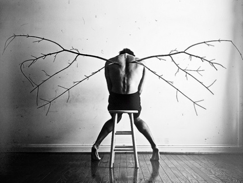 (Photographer-Captures-Surreal-Self-Portraits-To-Help-Cope-With-Depression)