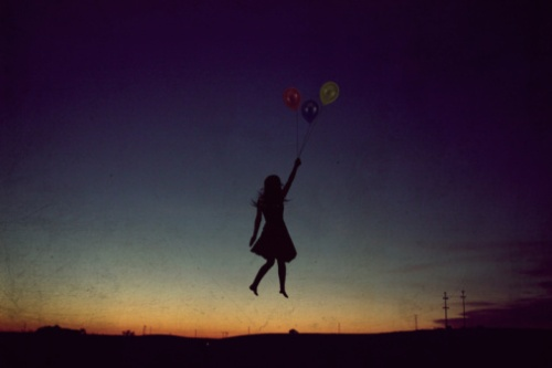 (http://www.gettyimages.com/detail/photo/silhouette-girl-with-balloons-high-res-stock-photography/92951648)
